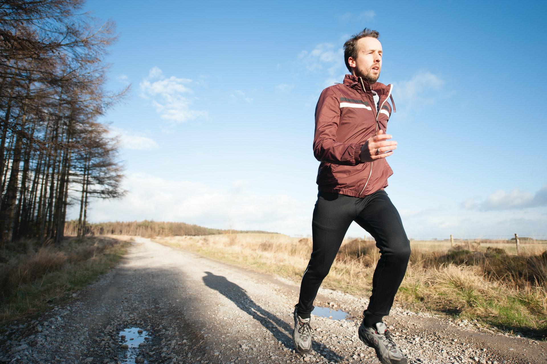 10km løb
